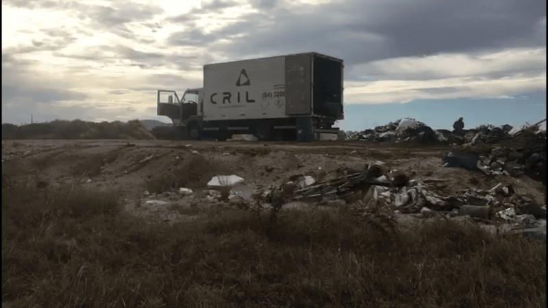 Destino final de resíduos perigosos