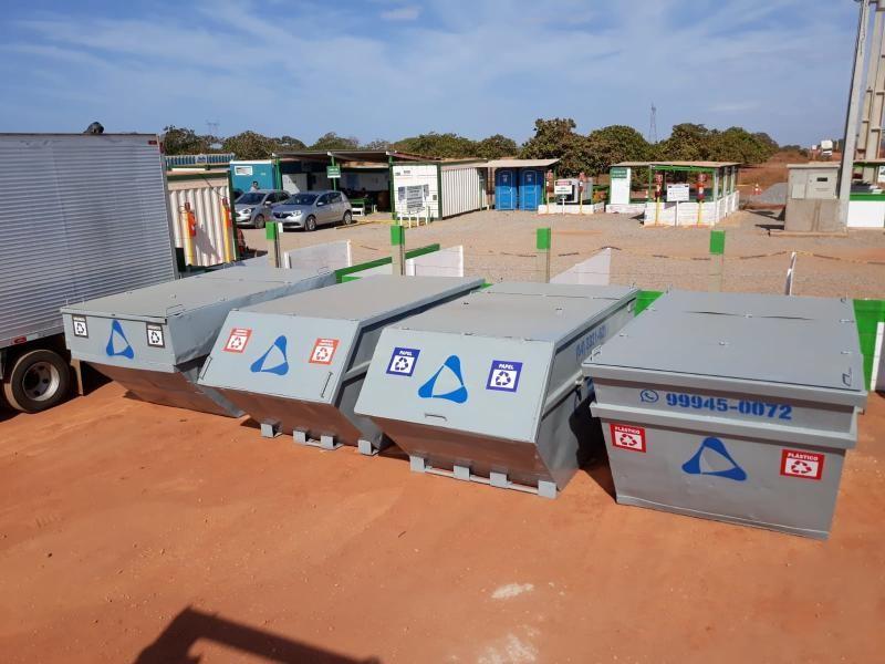 Gerenciamento de resíduos sólidos não perigosos