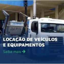 Locação de Veículos e Equipamentos